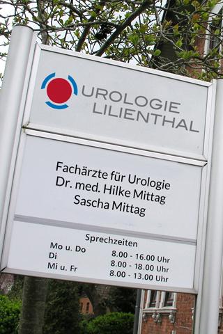mittag urologe lilienthal